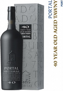 Quinta do Portal 40 YO aged Tawny Port