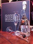 Most Uve Miste + 2 Riedel Crystal Glasses Ciliegio/Cherry Barrique (Gift box)